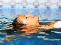 Heilsames Thermalwasser