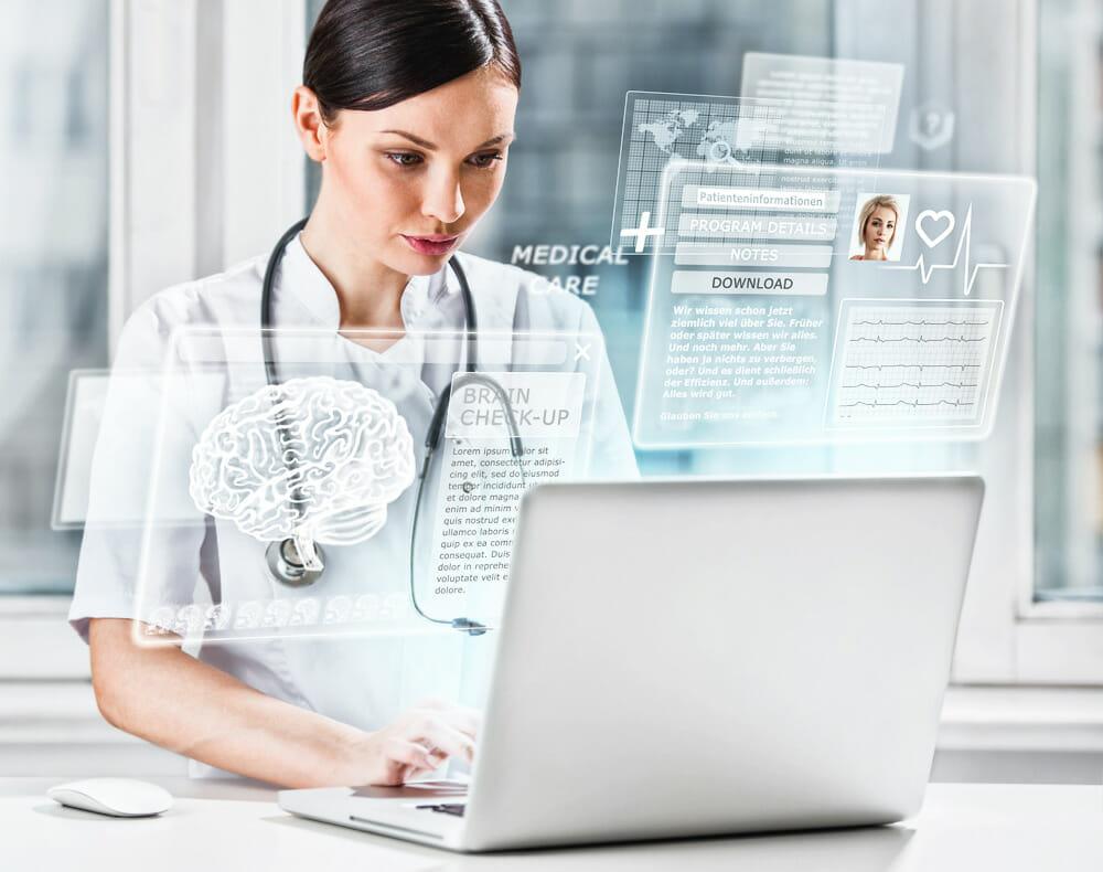 Digital Healthcare - Digitalisierung der Medizin