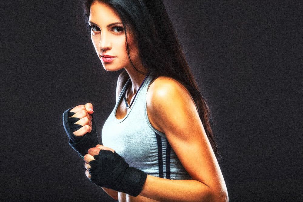 Selbstverteidigung - der neue Fitnesstrend für Frauen