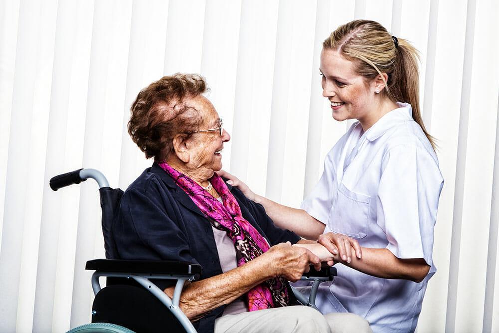 Pflegeberuf