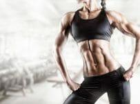 Muskulös ist das neue schlank - weibliche Muskel als Schönheitsideal?