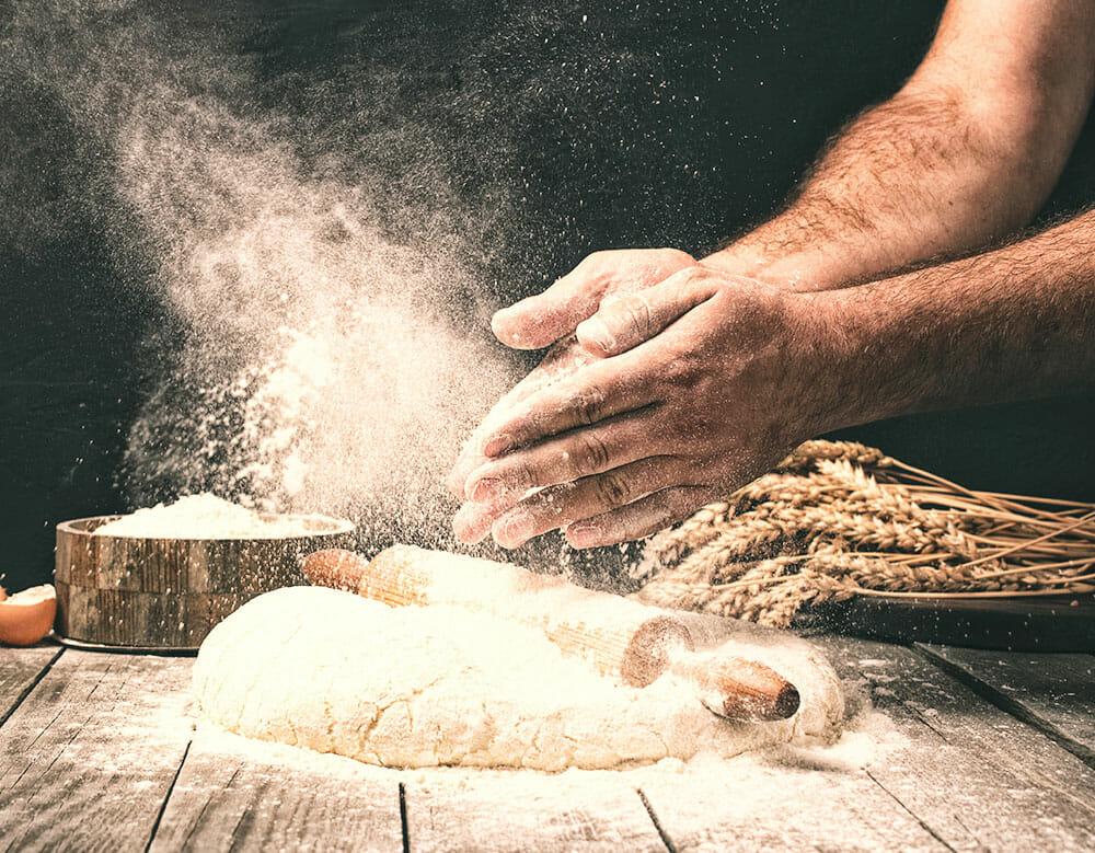 Über gutes Mehl aus Getreide und gesunde Alternativen