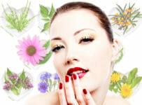 Naturkosmetik - Pflanzen die Schönheit schenken