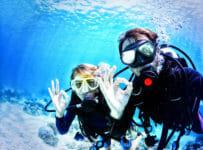 Tauchen: sichere Abenteuer in der Tiefe